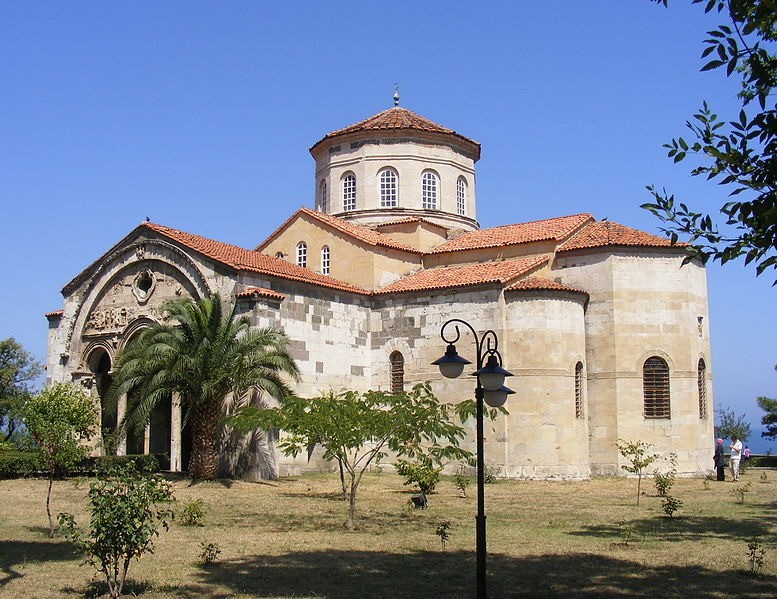 Petition against the conversion of the Hagia Sophia in Trabzon into a mosque
