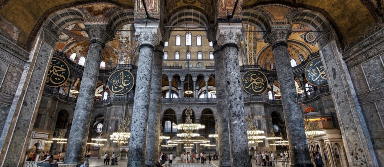 Say NO to converting Hagia Sophia into a mosque